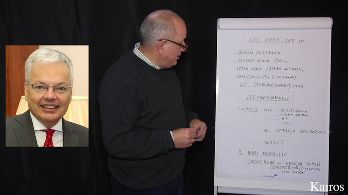 INTERVIEW DE NICOLAS ULLENS, ANCIEN AGENT DE LA SÛRETÉ DE L'ÉTAT (5): LES COMPLICES