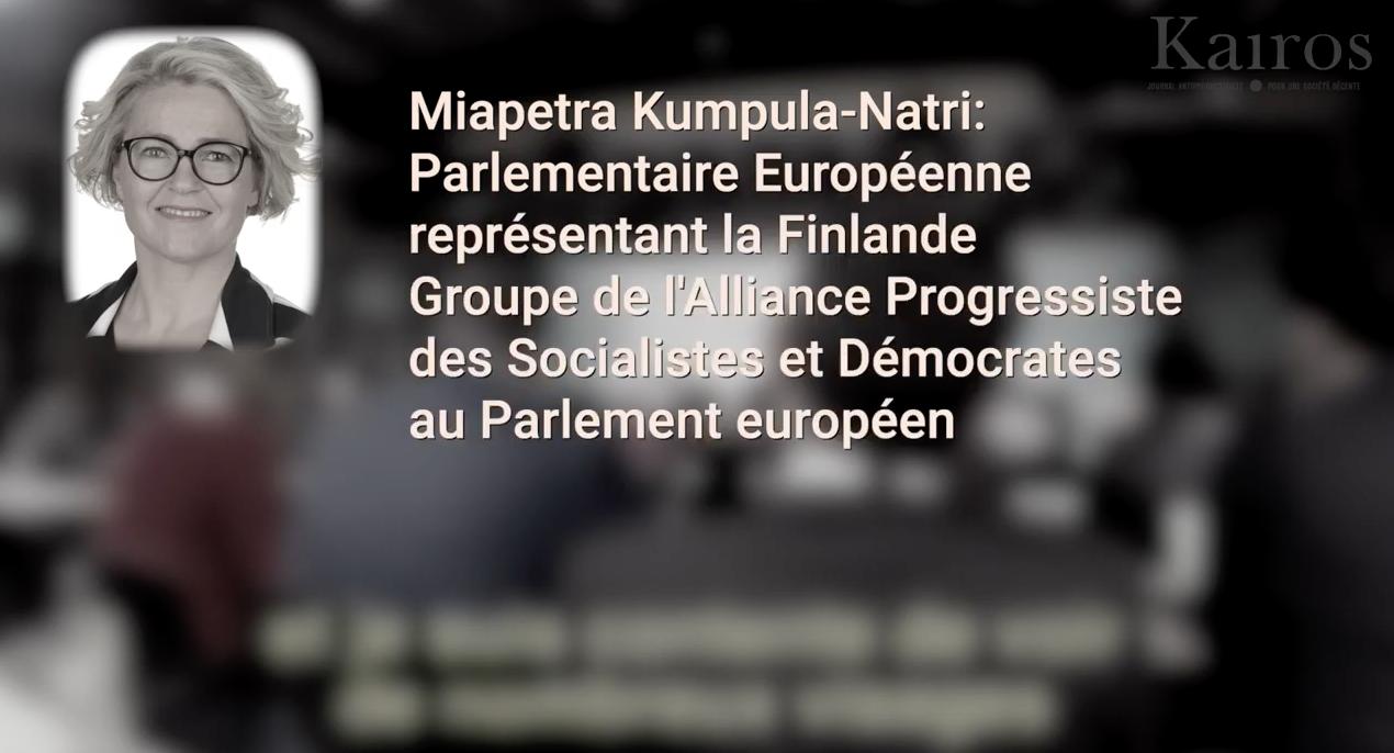 Institutions européennes et lobby de la 5G: même business!